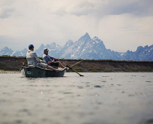 Jackson hole fishing trips