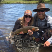 Fly Fishing Guide Grant Leffel
