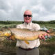 Brown Trout caught on Green River